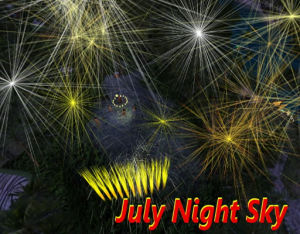 12 July Night Sky 300x234 Gallery