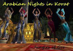 14 Arabian nights 300x210 Gallery